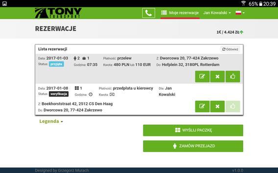 Tony Transport - Busy do Holandii screenshot 8
