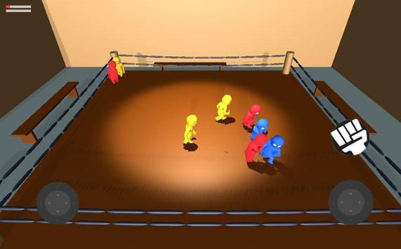 Gang Battle Sim of Beast poster