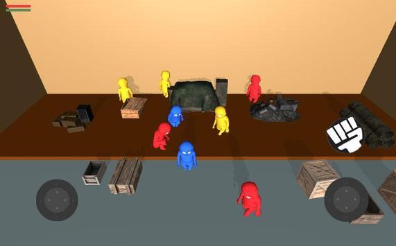 Gang Battle Sim of Beast screenshot 1