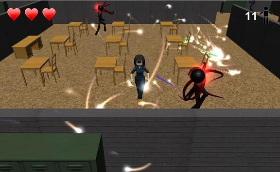 Mighty Mom Revenge Stickman screenshot 2