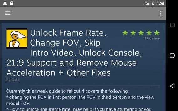 Guides: Fallout 4 screenshot 5