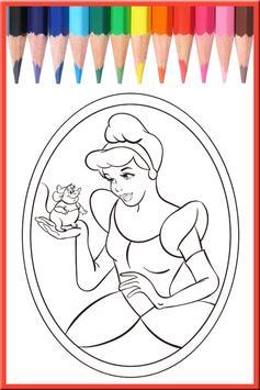Coloring Princess apk screenshot