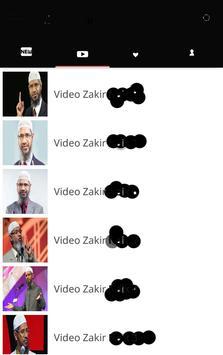 Zakir Sub Indonesia screenshot 4