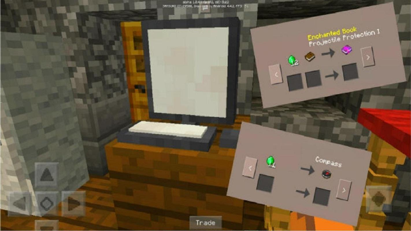 Modern furniture mod for mcpe screenshot 9