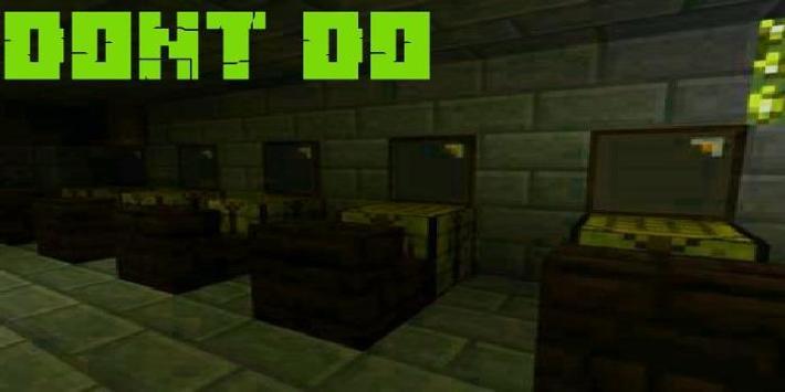 Map Facility Horror for MCPE apk screenshot