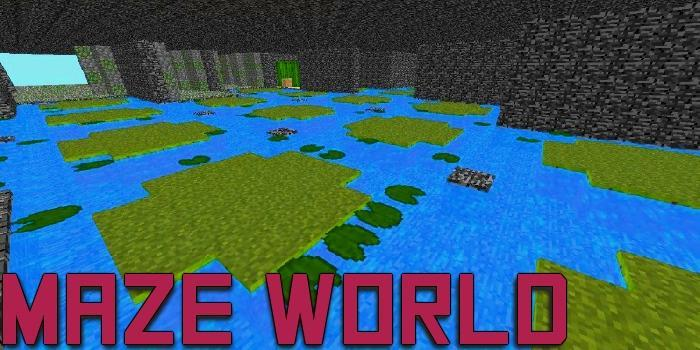Maze World Mod for Minecraft for Android - APK Download