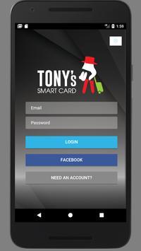 Tony's Smart Card screenshot 7
