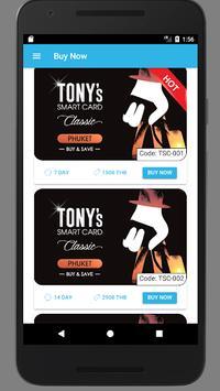 Tony's Smart Card screenshot 6