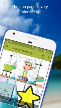 Learn Chemistry poster