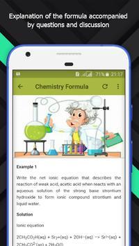 Learn Chemistry screenshot 4