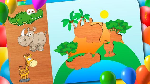 Animal Puzzle - Smart Baby screenshot 14