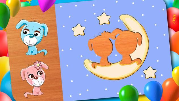 Animal Puzzle - Smart Baby screenshot 15