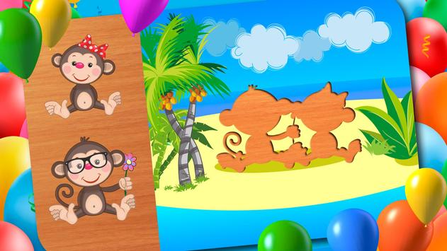 Animal Puzzle - Smart Baby screenshot 10