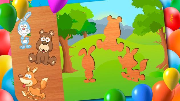 Animal Puzzle - Smart Baby screenshot 11