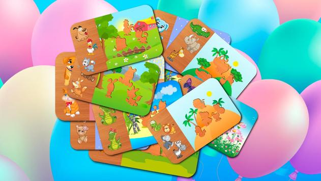 Animal Puzzle - Smart Baby screenshot 13