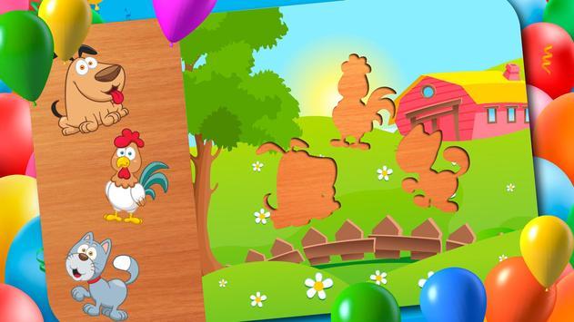 Animal Puzzle - Smart Baby screenshot 6