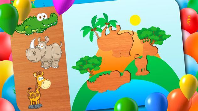 Animal Puzzle - Smart Baby screenshot 8