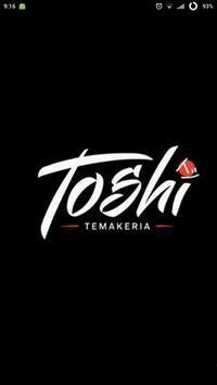 Toshi Temakeria - Florianópolis-SC poster