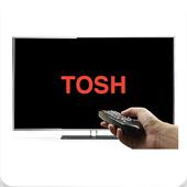 Remote for Toshiba TV icon