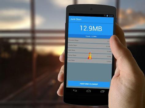 Antivirus Cleaner And Speed Boost screenshot 1
