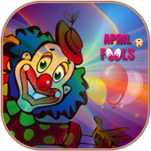 April Fool GIF icon