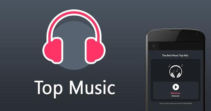 Top music mp3 videos mp4 apk screenshot