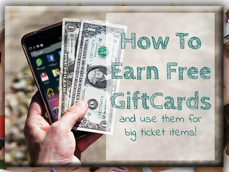 Get Free Gifts Cards apk screenshot