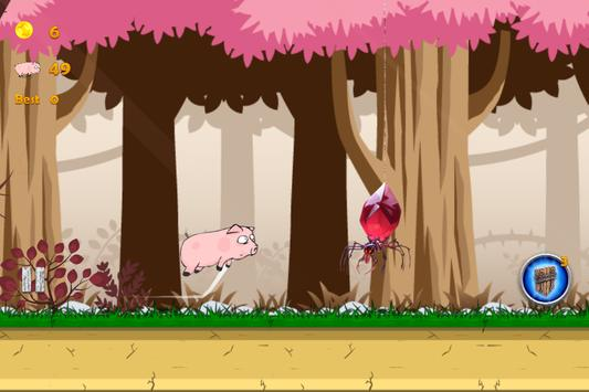 Pinky Run Adventure screenshot 3