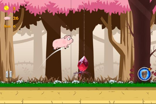 Pinky Run Adventure screenshot 1