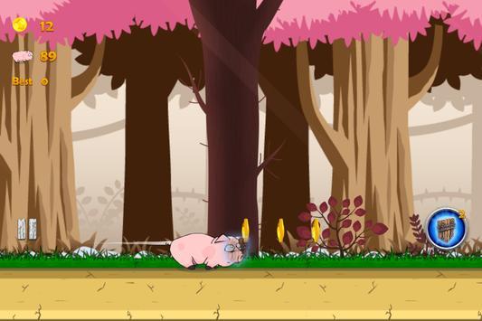 Pinky Run Adventure screenshot 4