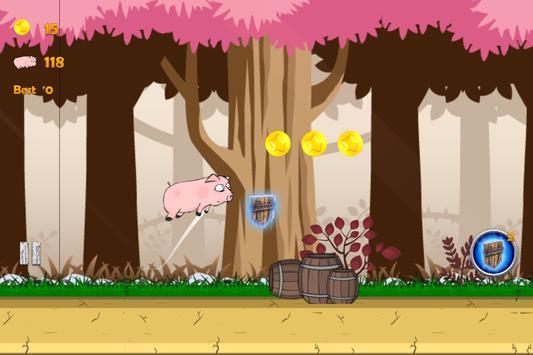 Pinky Run Adventure screenshot 6