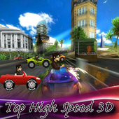 Top High Speed 3D Race icon