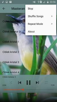 TOP Kicau Burung Ciblek apk screenshot