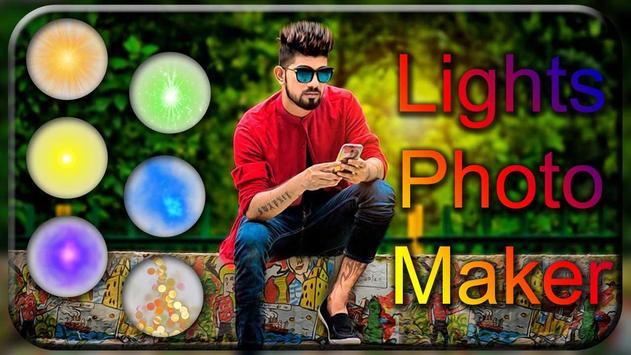Lights Photo Editor for Boys and Girls screenshot 2