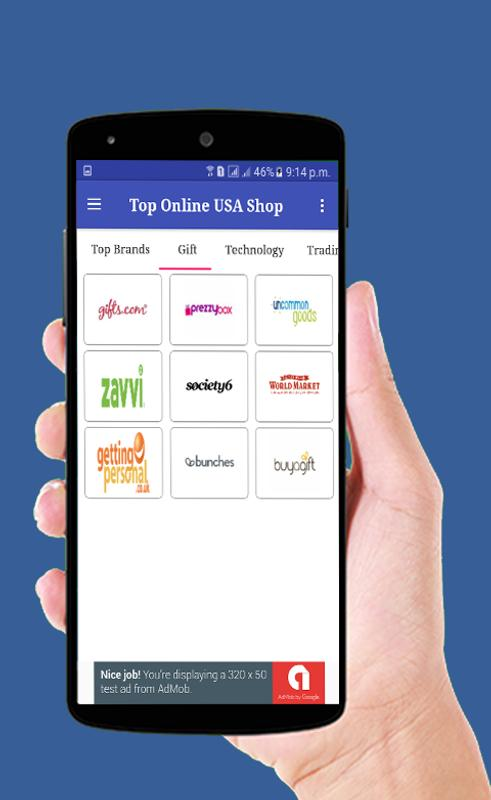 Usa online shops all shopping sites us apk for Online sites in usa