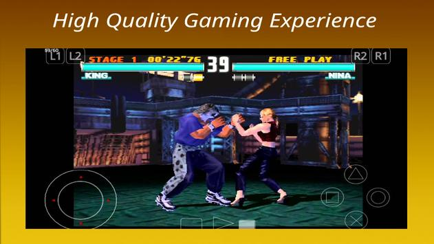 super psp emulator hd apk screenshot