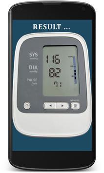 Finger Blood Pressure Prank screenshot 10