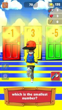 Mental Math Endless Runner Game screenshot 14
