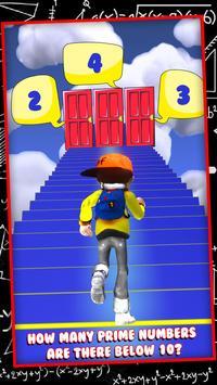 Mental Math Endless Runner Game screenshot 1