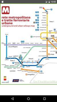 Naples Metro 2017 poster
