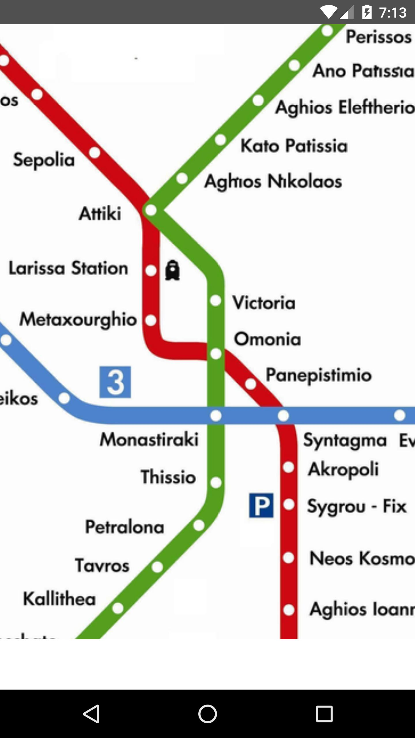 Athens Subway Map.Athens Metro Map 2017 For Android Apk Download