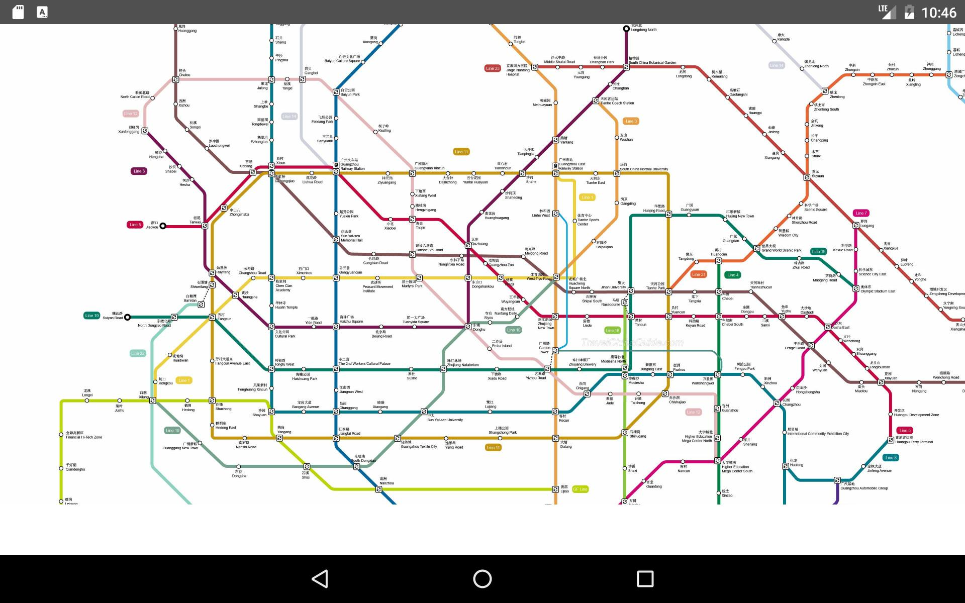 Guangzhou Subway Map 2017.Guangzhou Subway 2017 For Android Apk Download