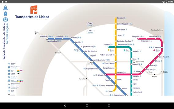Subway Map Of Lisbon.Lisbon Subway 2017 Map For Android Apk Download