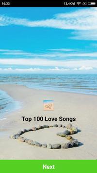 Top 100 Love Songs poster