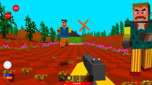 Attack Neighbor free apk screenshot