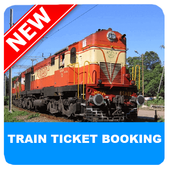 Train Ticket Booking App Guide icon
