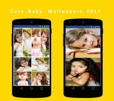 Cute Baby Wallpapers hd 2017 apk screenshot