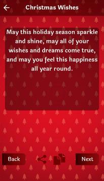 Christmas Wishes and greetings apk screenshot
