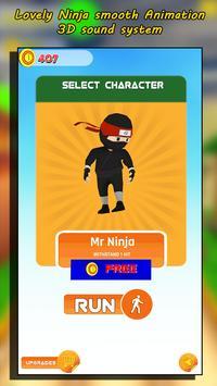Subway Ninja Run Fast screenshot 3