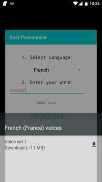 Best Pronouncer screenshot 4